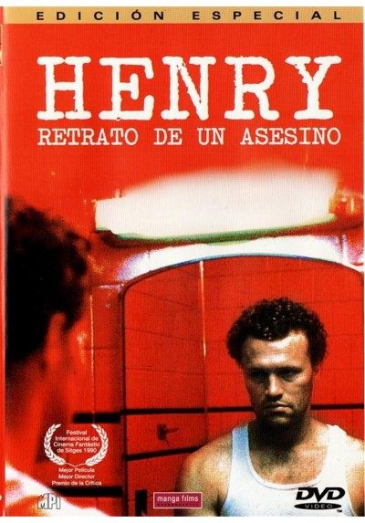 Henry Retrato De Un Asesino (Henry Portrait Of A Serial Killer)