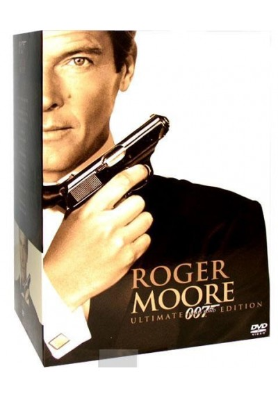 Pack Roger Moore - James Bond Ultimate Edition