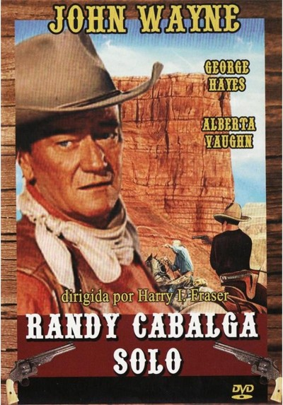 Randy Cabalga Solo (Randy Rides Alone)