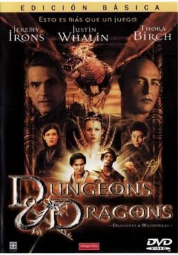 Dragones Y Mazmorras (Dungeons & Dragons)