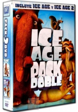 Pack Ice Age - La Edad de Hielo y Ice Age 2, El Deshielo