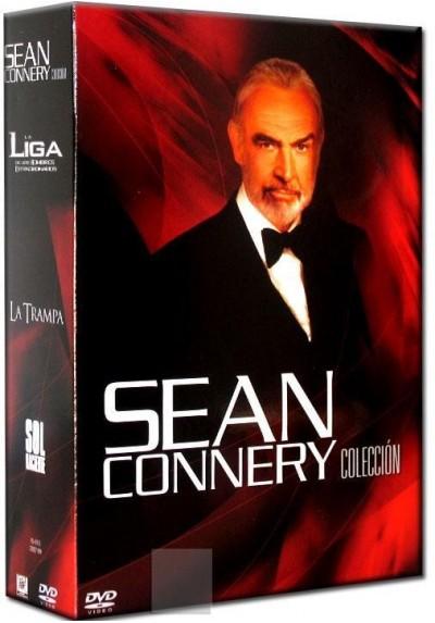 Pack Sean Connery Colección