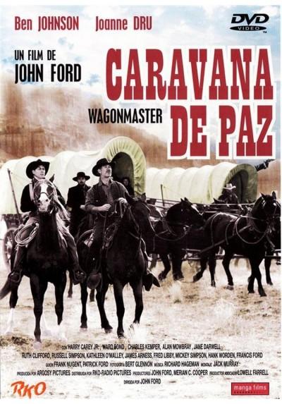 Caravana De Paz (Wagon Master)
