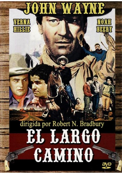 El largo camino (The Trail Beyond)