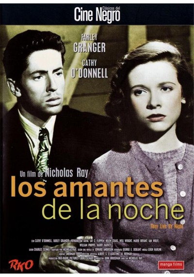 Los Amantes De La Noche (They Live By Night)