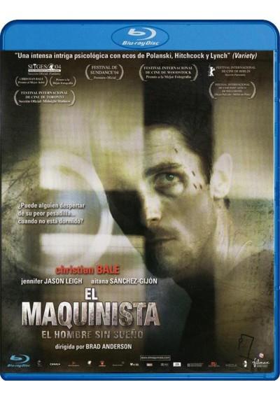 El Maquinista (El Hombre Sin Sueño) (Blu-Ray) (The Machinist)