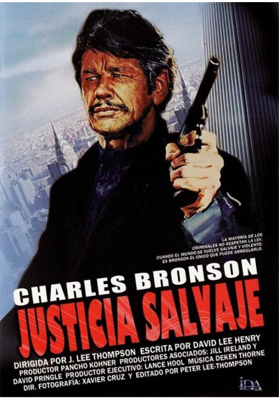 Justicia Salvaje (The Evil That Men Do)