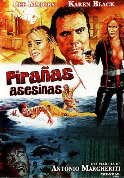 Pirañas Asesinas (Killer Fish)