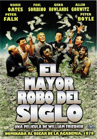 El Mayor Robo Del Siglo (The Brink´s Job)