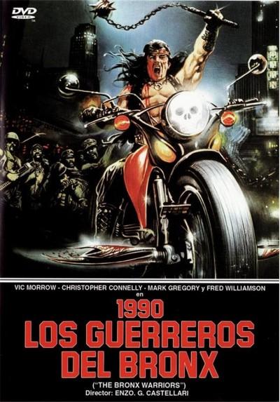 1990 : Los Guerreros Del Bronx (1990: I Guerrieri Del Bronx)