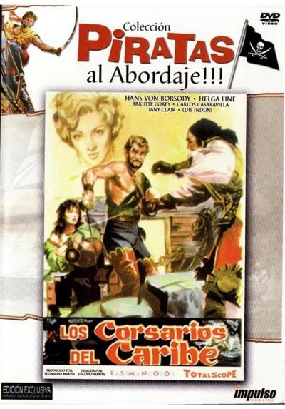 Los Corsarios Del Caribe (Il Conquistatore Di Maracaibo)