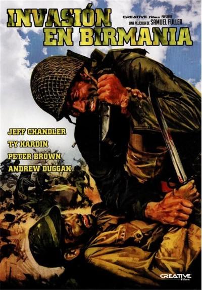 Invasión En Birmania (Merrill´s Marauders)