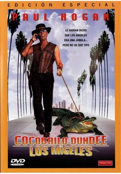 Cocodrilo Dundee En Los Angeles (Cocodrile Dundee In Los Angeles)