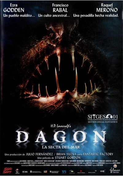 Dagon, La Secta Del Mar