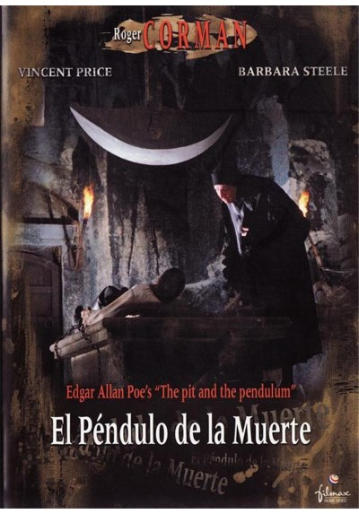 El Péndulo De La Muerte (The Pit And The Pendulum)
