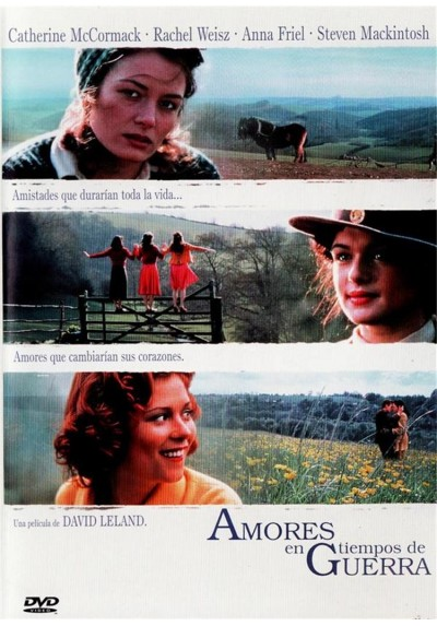 Amores en tiempos de guerra (The Land Girls)