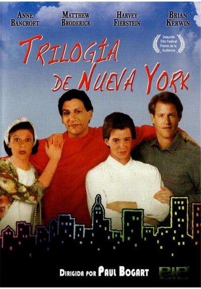 Trilogia De Nueva York (Torch Song Trilogy)
