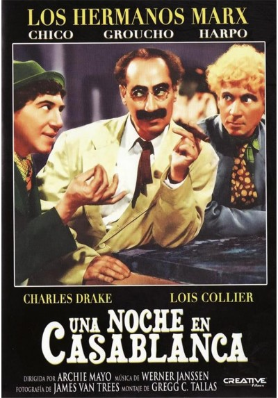 Una Noche En Casablanca (A Night In Casablanca)