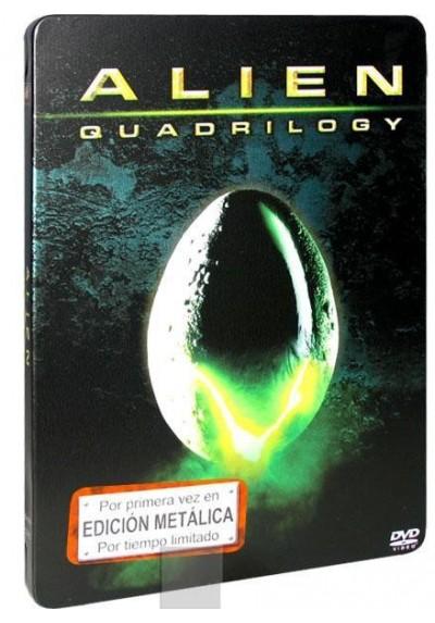 Alien Quadrilogy (Estuche Metálico)