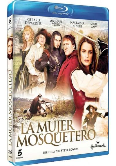 La Mujer Mosquetero (Blu-Ray) (La Femme Musketeer)