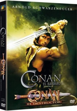 Conan, el Bárbaro + Conan, el Destructor