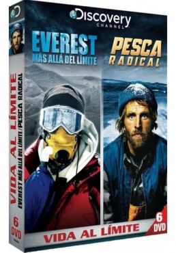 Discovery Channel : Vida Al Límite (Pack)