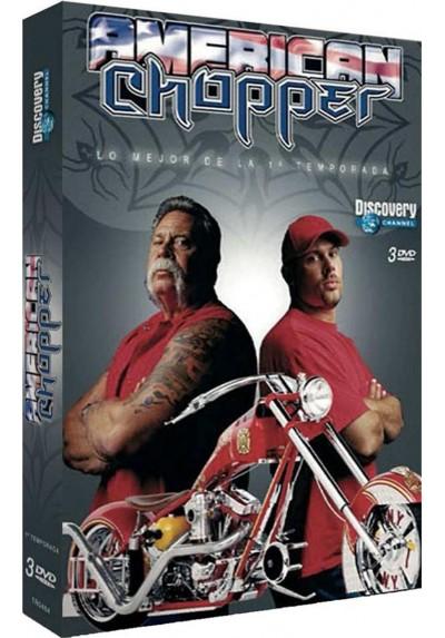 Discovery Channel : American Chopper (American Chopper)