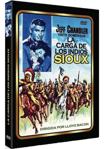 La Carga De Los Indios Sioux (The Great Sioux Uprising)