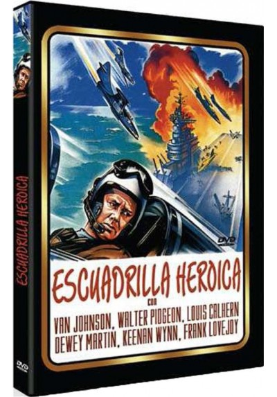 Escuadrilla heroica (Men of the Fighting Lady)