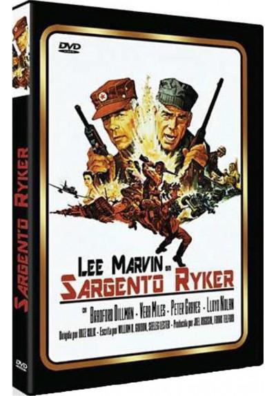 Sargento Ryker (Sergeant Ryker)