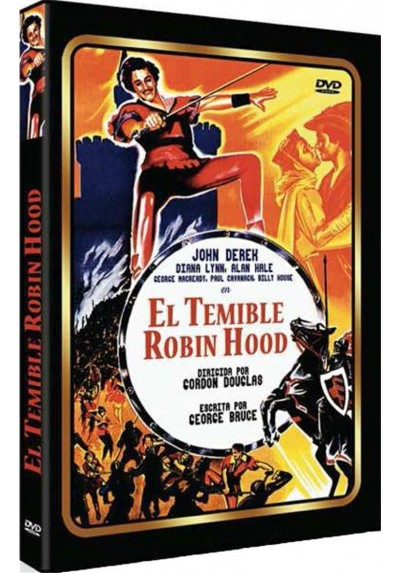 El Temible Robin Hood (Rogues Of Sherwood Forest)
