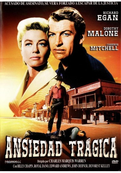 Ansiedad Tragica (Tension At Table Rock)