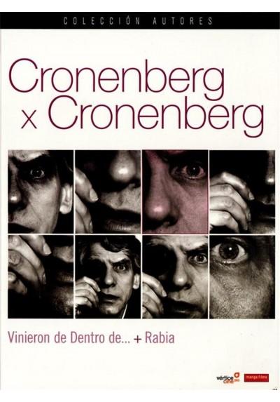 Cronenberg X Cronenberg