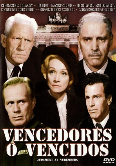 VENCEDORES O VENCIDOS (El Juicio de Nuremberg)