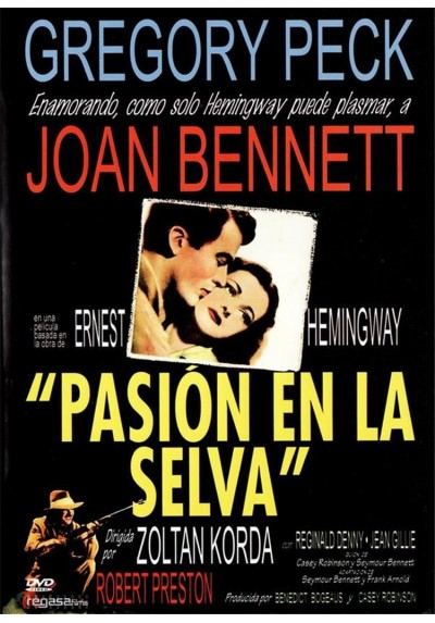 Pasion En La Selva (The Macomber Affair)