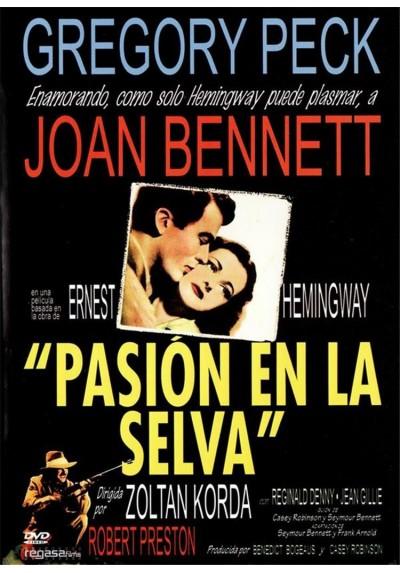 Pasion En La Selva (The Macomber Affair)