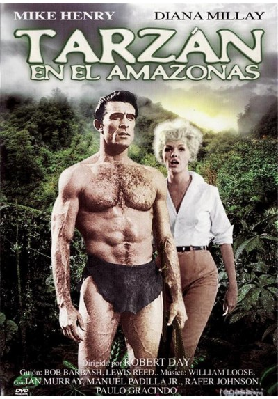 Tarzan En El Amazonas (Tarzan And The Great River)