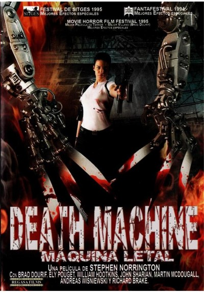 Death Machine (Maquina Letal)