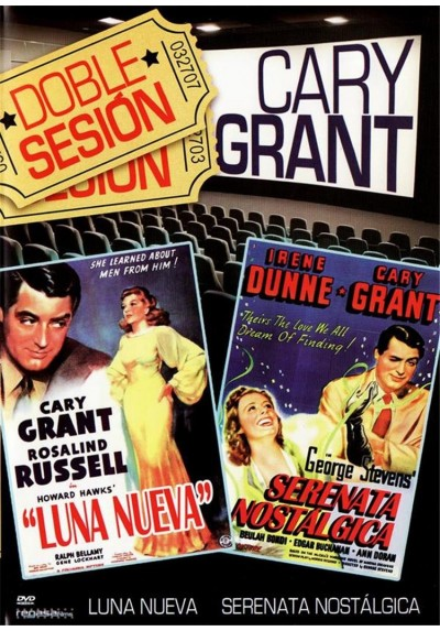Doble sesion - Cary Grant