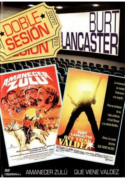 Doble sesion - Burt Lancaster