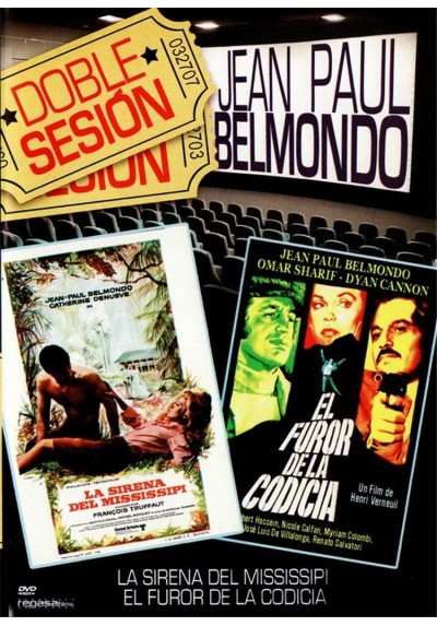 Doble sesion - Jean Paul Belmondo