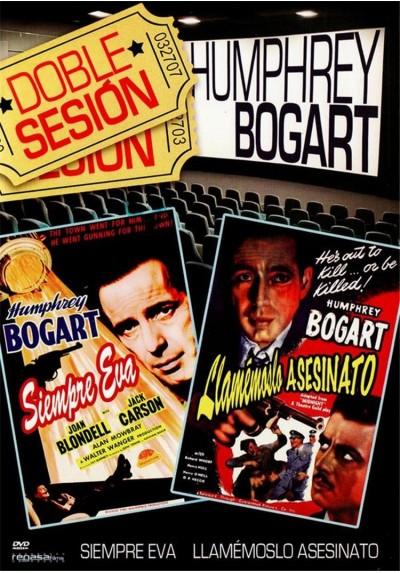 Doble sesion - Humphrey Bogart