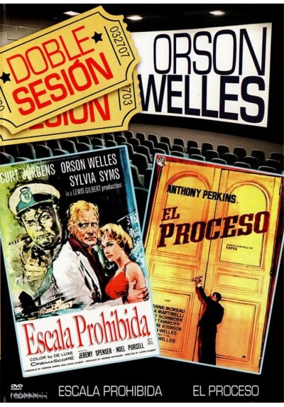Doble sesion - Orson Welles