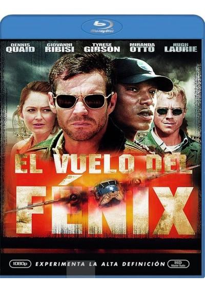 El Vuelo del Fenix (2005) - Blu-Ray