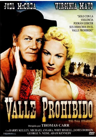 Valle Prohibido (The Tall Stranger)