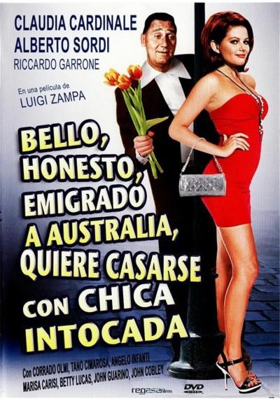 Bello, Honesto, Emigrado A Australia Quiere Casarse Con Chica Intocada (Bello, Onesto, Emigrato Australia Sposerebbe Compaesana