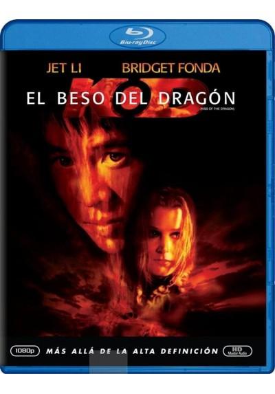 El Beso del Dragón - Blu-Ray