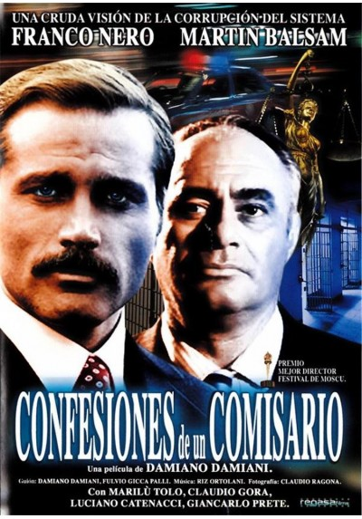 Confesiones De Un Comisario (Confessione Di Un Commissario Di Polizia Al Procuratore Della Repubblica)