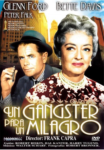 Un Gangster Para Un Milagro (Pocketful Of Miracles)
