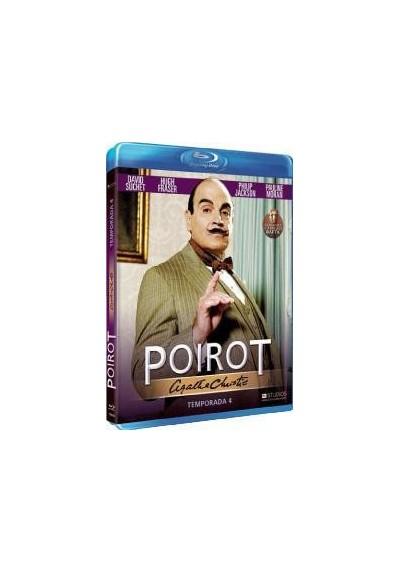 Agatha Christie - Poirot - 4ª Temporada (Blu-Ray)